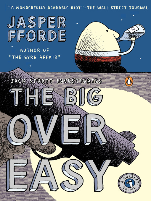 Title details for The Big Over Easy by Jasper Fforde - Available